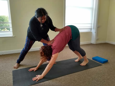 Sharon Dow Yoga Teignmouth